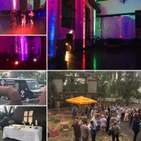 Foto Collage Hochzeit Kokerei Hansa Dortmund 2019
